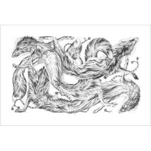 ARLETTE_ESS-foxfur-artprint