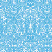 ARLETTE ESS-erotic wallpaper damask-bluebell