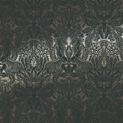 ARLETTE ESS-erotic wallpaper damask colourway-grey-pewter