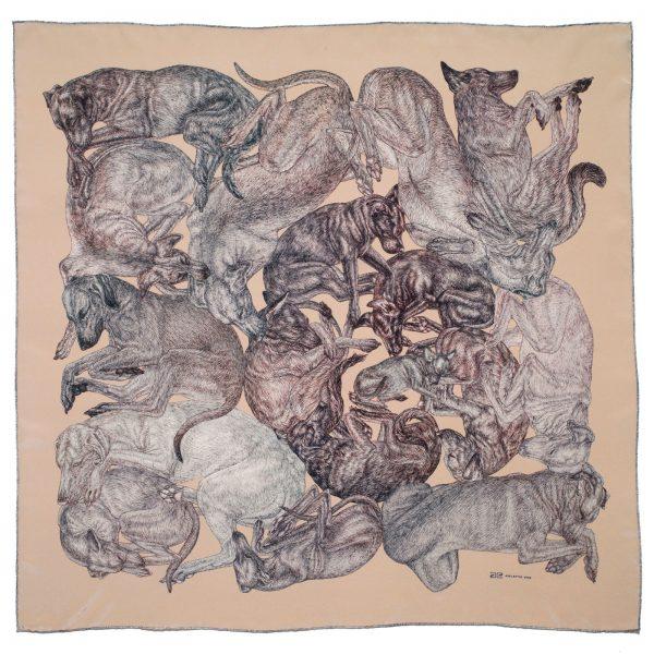 arlette-ess-sleeping-dogs-silk-scarf-sand