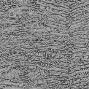persian lamb fur print interior fabric by Arlette Ess