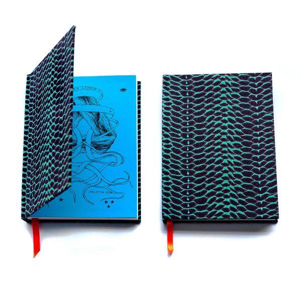 notebook-fishskin